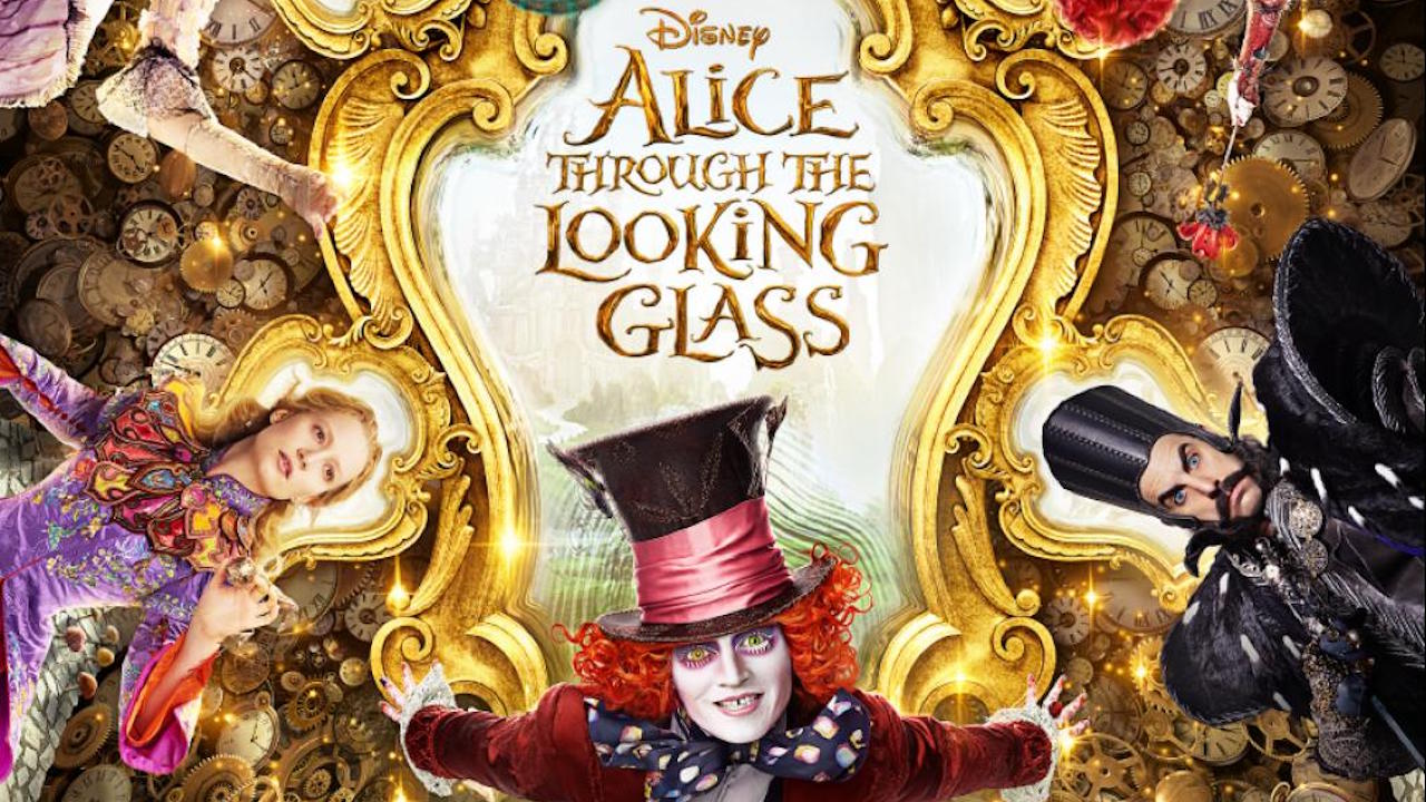 فيلم Alice Through the Looking Glass
