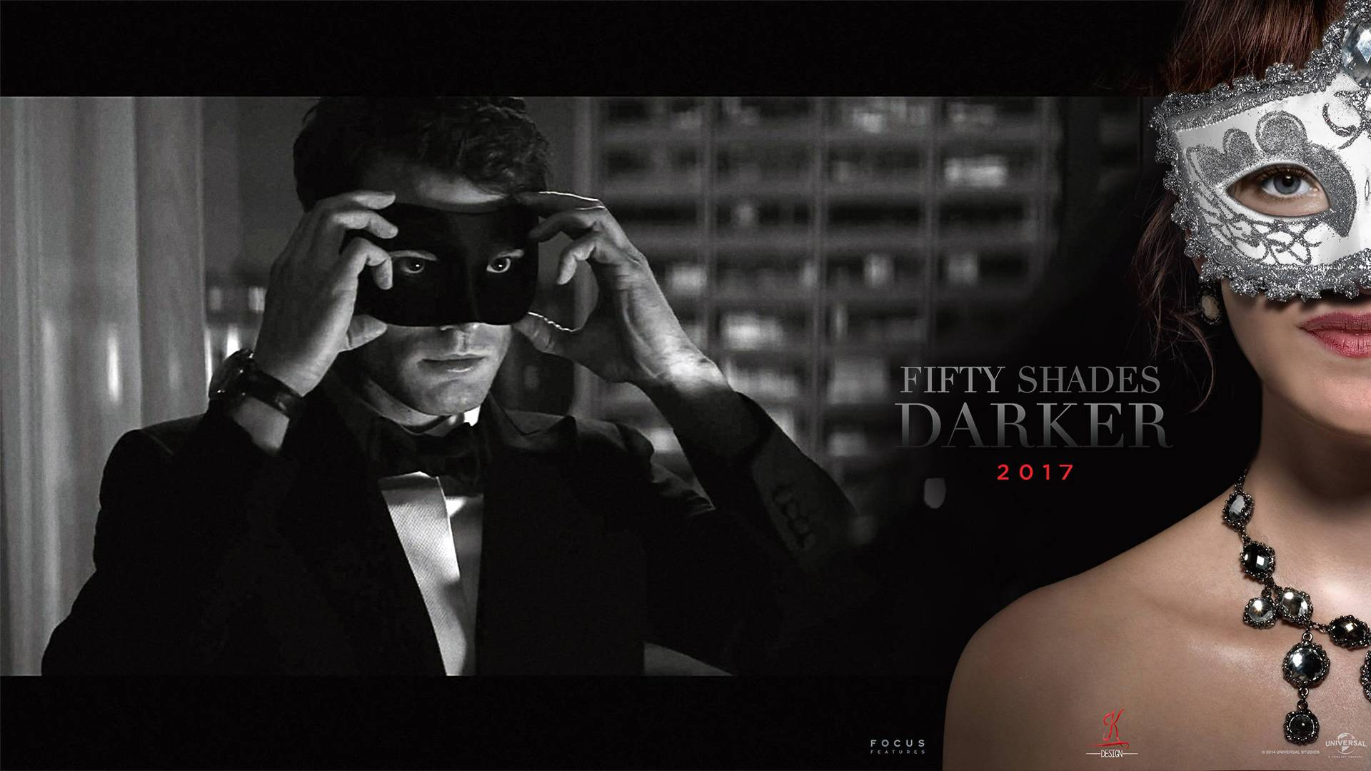 بوستر فيلم Fifty Shades Darker
