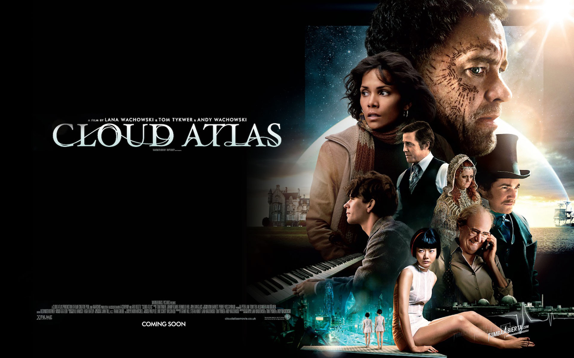 فيلم Cloud Atlas