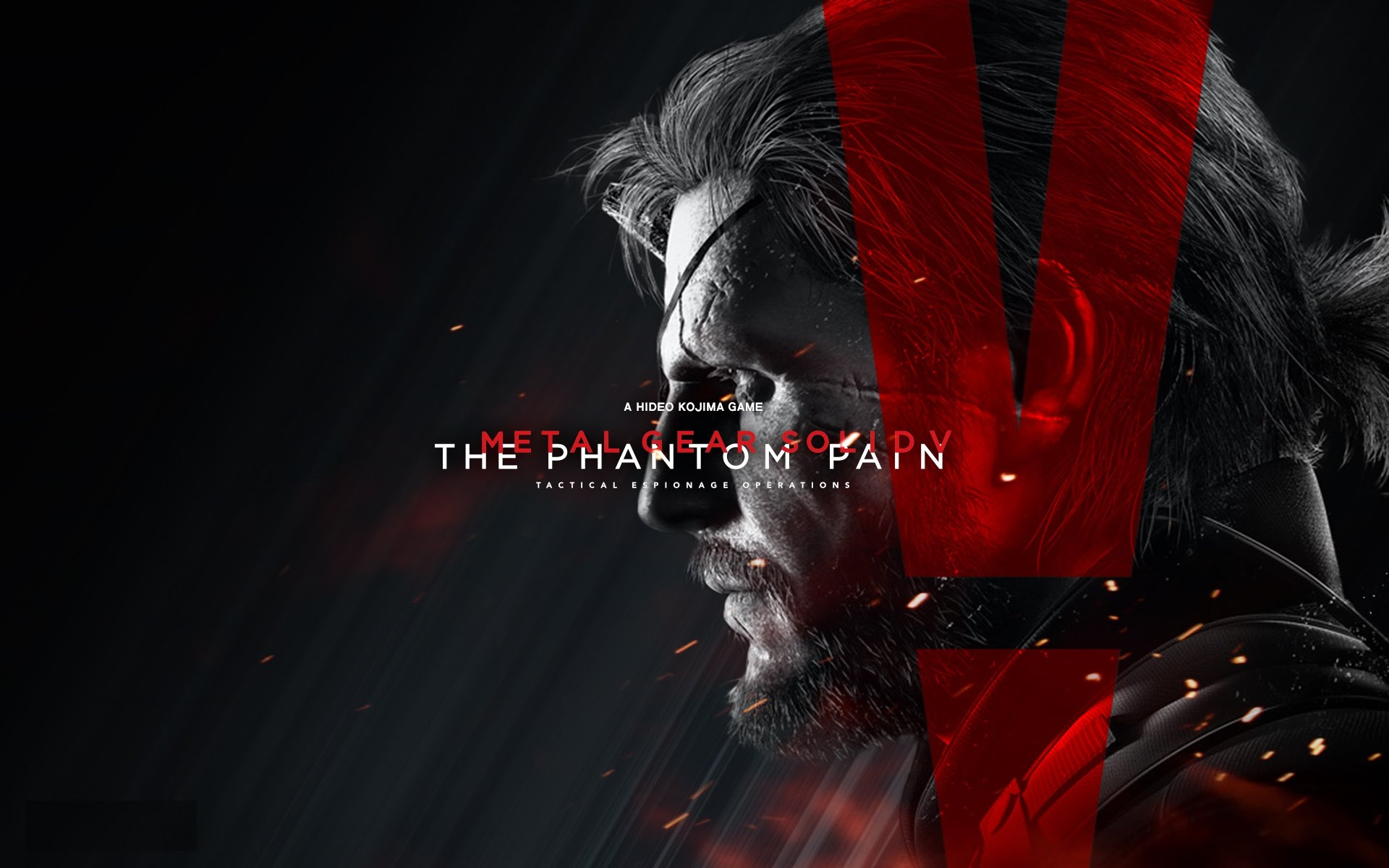 Metal Gear Solid V: The Phantom Pain العاب الكمبيوتر