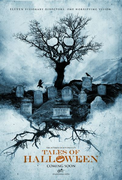 Tales of Halloween poster - افلام رعب 2015