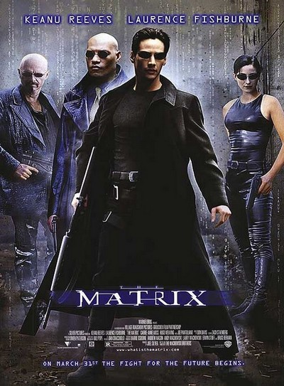 The Matrix أفلام خيال علمي -