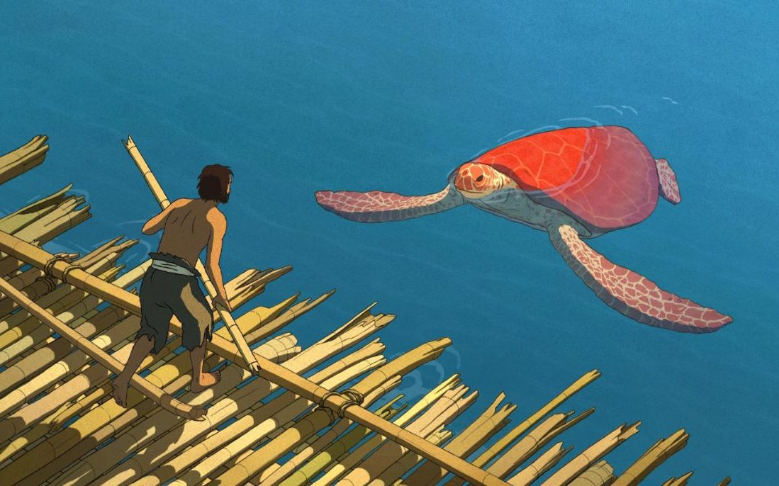 صورة فيلم The Red Turtle
