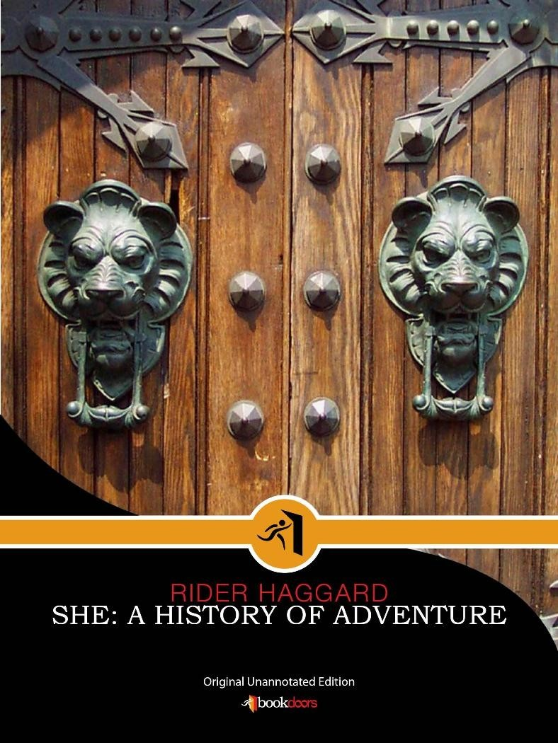 رواية She: A History of Adventure