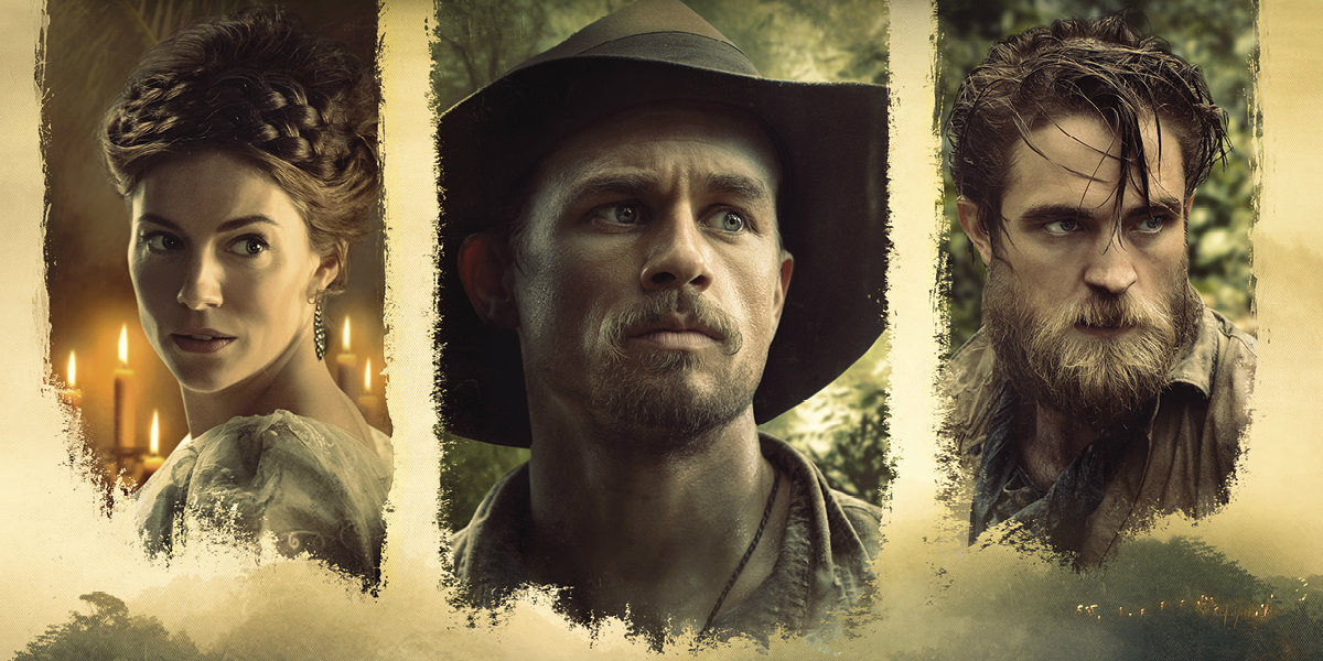 فيلم The Lost City of Z