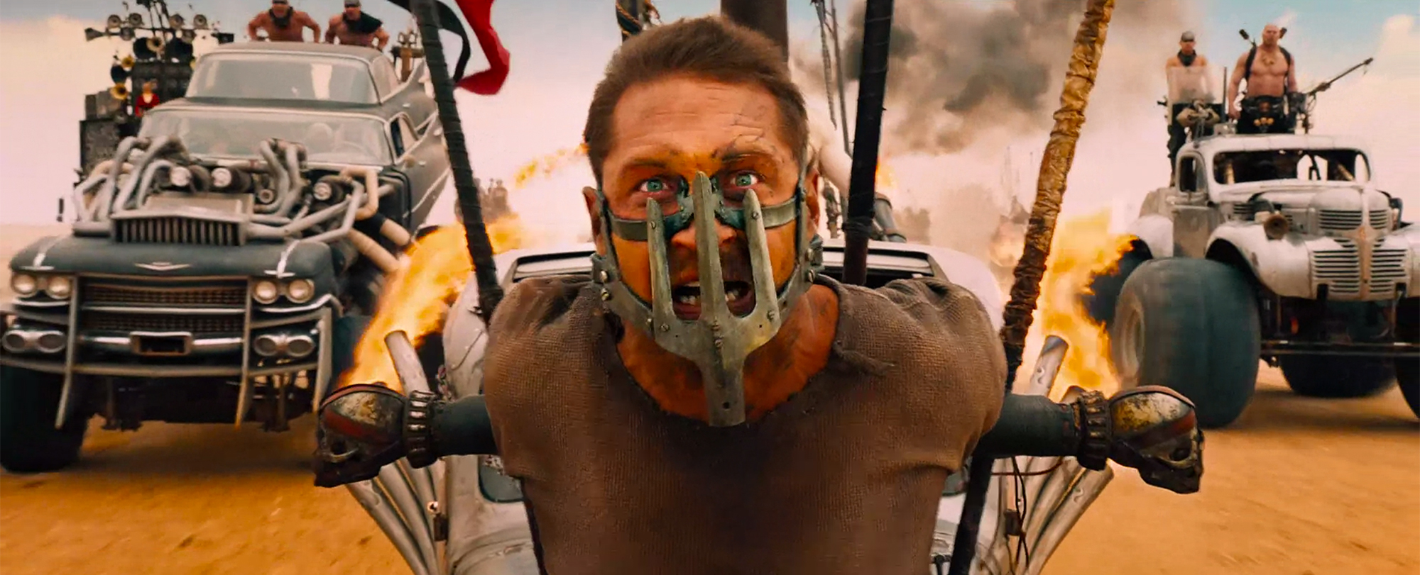 فيلم Mad Max: Fury RoadMad Max: Fury Road