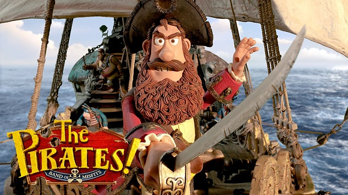 فيلم The Pirates! In an Adventure with Scientists!