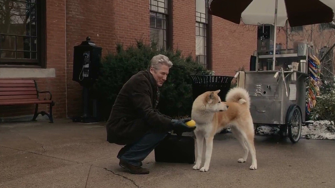 Hachi: A Dog's Tale فيلم