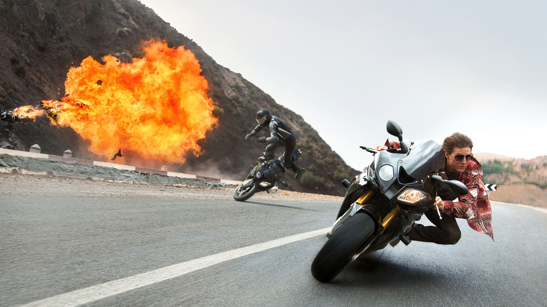 فيلم mission impossible 5 - ميتور