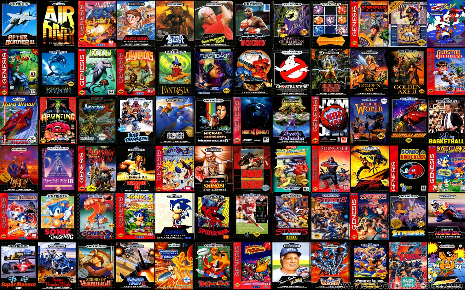 Play Old Sega Games